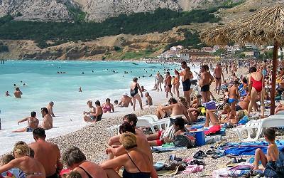 Reiseinformationen über den tourismus in kroatien